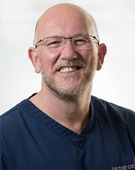Dr Tony Cowan BDS MSc
